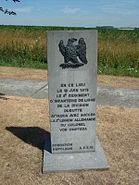 8 ligne infanterie stele