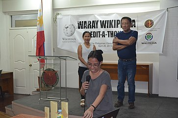 9th Waray Wikipedia Edit-a-thon 29.JPG