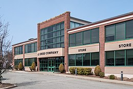 A. T. Cross Company headquarters Providence.jpg