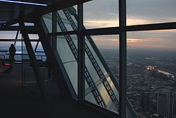 A365, One Liberty Observation Deck, Philadelphia, Pennsylvania, USA, 2015.JPG