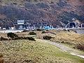 A55 approaching Penmaen bach - geograph.org.uk - 1724627.jpg
