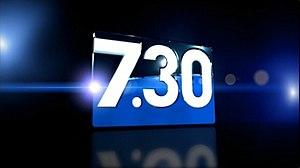7.30 - 7.30 logo since 2013
