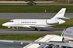 ACM Air Charter, D-BIKA, Dassault Falcon 2000EX (30231442486).jpg