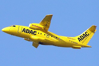 Fairchild Dornier 328JET - ADAC 328JET air ambulance.