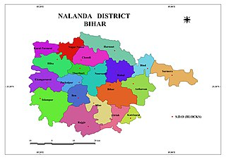 Hilsa, Bihar sub-division of the Nalanda district in the Indian state of Bihar