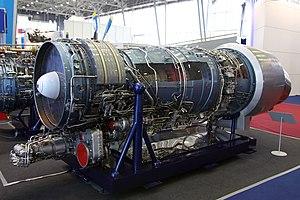 Saturn AL-31 - Saturn AL-31 FN turbofan engine