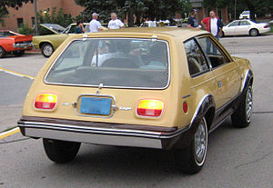 "Kammback - AMC Eagle ""Kammback"" all-wheel drive"