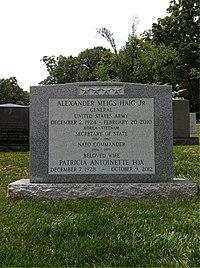 ANCExplorer Alexander Haig grave.jpg