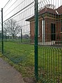 A gap in the Fence - geograph.org.uk - 1621036.jpg