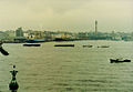 A view from FESCO Clouded Yokohama Port 1985-1.jpg