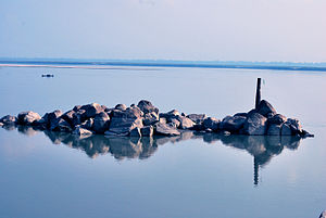 A view of Rever Brahmaputra from Biswanath.jpg