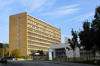 Aalborg University Hospital - Aalborg Hospital, Section South - the psychiatry