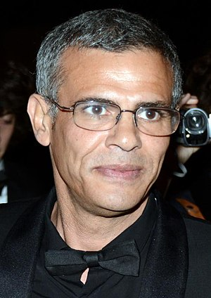 Blue Is the Warmest Colour - Director Abdellatif Kechiche at the 2013 Cannes Film Festival