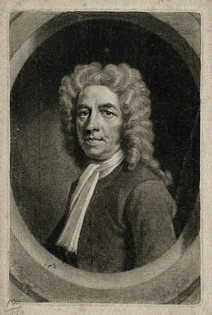 Abel Roper - Abel Roper, engraving by George White after Hans Hysing.