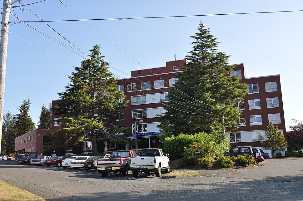 Aberdeen, WA - Grays Harbor Community Hospital - East Campus