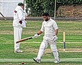 Abridge CC v Hadley Wood Green Sports CC at Abridge, Essex, England. Canon 72.jpg