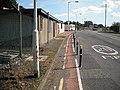 Access road, Dundee Docks - geograph.org.uk - 1480926.jpg