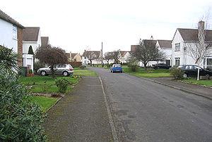 Acklington - Image: Acklington in 2007