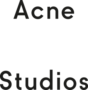 Acne Studios - Image: Acne Studios logo