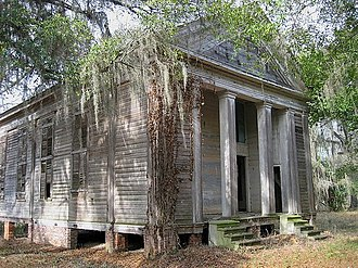 National Register of Historic Places listings in Dallas County, Alabama - Image: Adams Grove Presbyterian Church