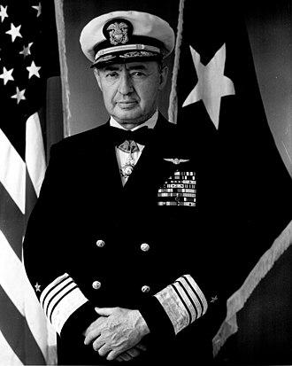 Joseph J. Clark - Image: Admiral Joseph J. Clark