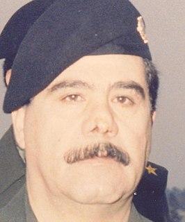Adnan Khairallah Ex Iraqi minister; Saddam Husseins brother-in-law