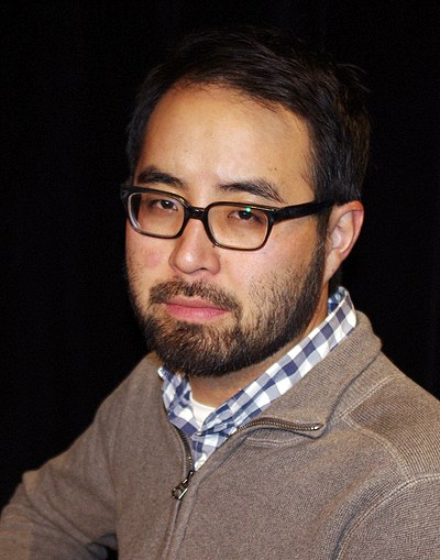 Picture of an author: Adrian Tomine