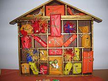 Weihnachtskalender Wiki.Adventskalender Wikipedia