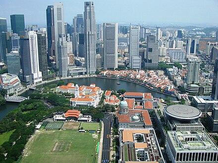 Incontri servizio Singapore