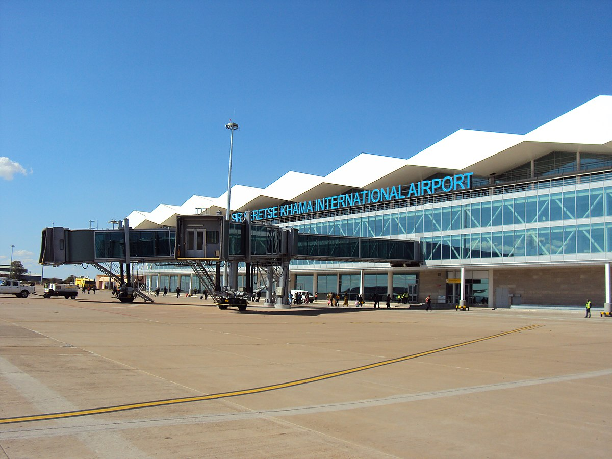 Sir Seretse Khama International Airport Wikipedia