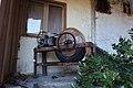 Afiladora o amoladora, en La Aldea (Laviana).jpg