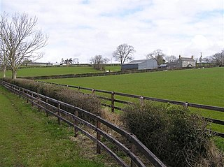 Aghanliss Human settlement in Northern Ireland