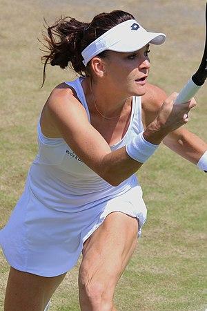Agnieszka Radwańska - Radwańska at the 2017 Wimbledon Championships