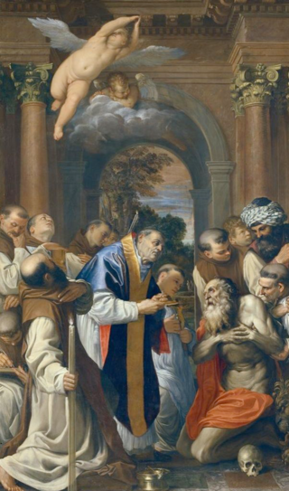 Agostino carracci ultima comunione san girolamo pinacoteca nazionale bologna.png