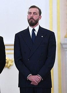 Prince Aimone, Duke of Apulia Duke of Apulia