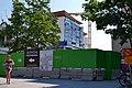 Ainoa rakennustyömaa Tapiola 170718.jpg