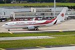 Air Algerie, 7T-VJM, Boeing 737-8D6 (28185514010).jpg