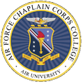 Air Force Chaplain Corps College emblem.png