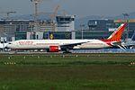 Air India Boeing 777-337-ER VT-ALL (27509888741).jpg