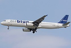 Airbus A321-231, Airblue AN1173610.jpg