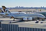 Airbus A380-861 'A6-APA' Etihad (25630291042).jpg
