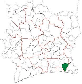 Alépé Department Department in Lagunes, Ivory Coast
