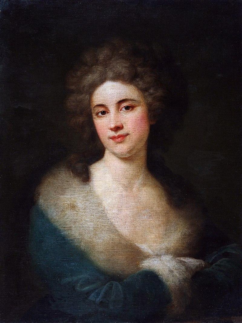 Альжбета Грабовская (Шидловская).  Альжбета Грабоўская (Шыдлоўская) (Дж. Грасси, 1790) .jpg