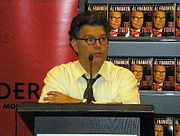 Franken on book tour