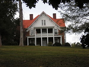 National Register of Historic Places listings in Macon County, North Carolina - Image: Albert Swain Bryson House