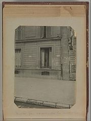 Album of Paris Crime Scenes - Attributed to Alphonse Bertillon. DP263701.jpg