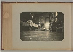 Album of Paris Crime Scenes - Attributed to Alphonse Bertillon. DP263790.jpg