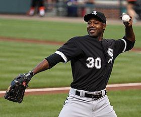 Alejandro De Aza on August 9, 2011.jpg