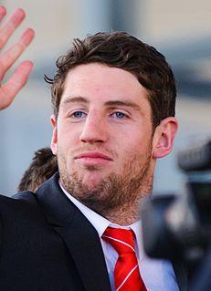 Alex Cuthbert Rugby player