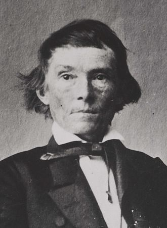 Confederate States of America - Alexander H. Stephens. CSA Vice President; author of 'Cornerstone Speech'